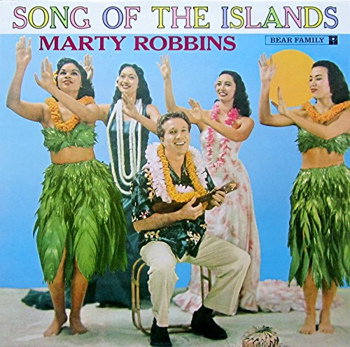Song of the Islands [Vinyl] by Bear Family