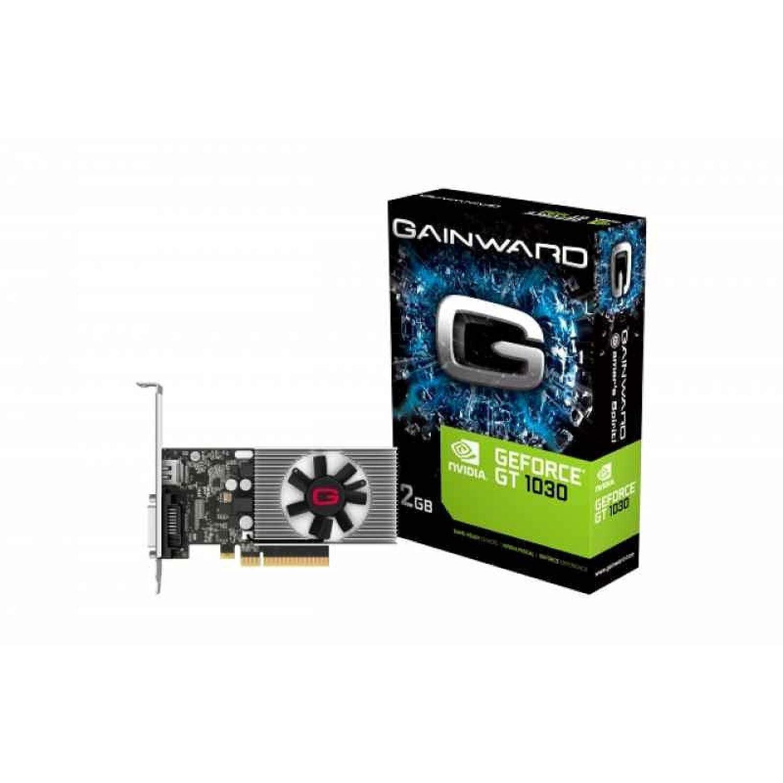 Gainward 426018336-4085 - Tarjeta gráfica (GeForce GT 1030, 2 GB ...