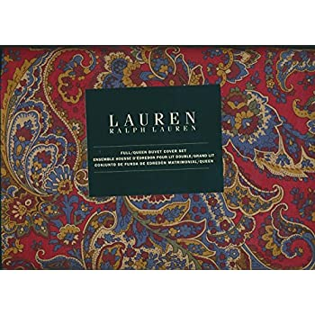 Cotton Sateen Full Queen Duvet Cover Set In Blue