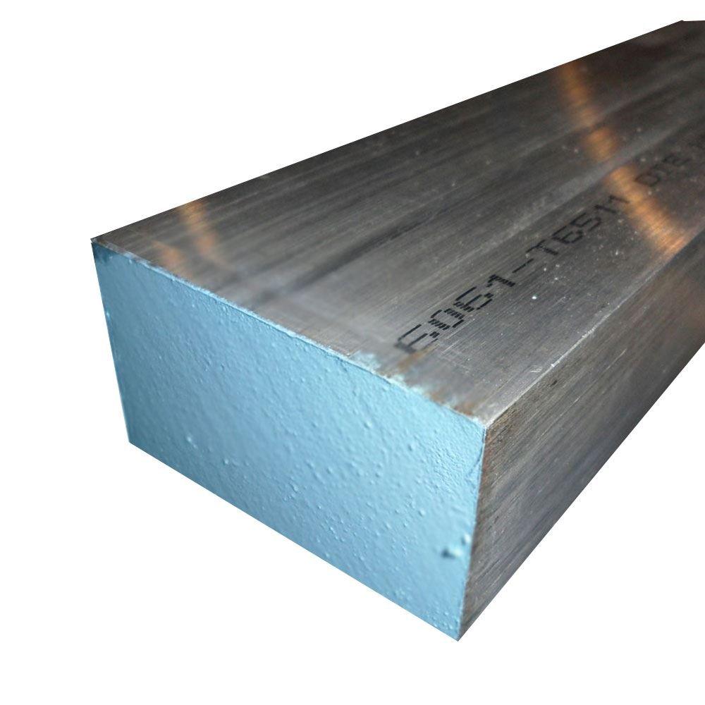 0.500 x 1.75 x 36 Online Metal Supply 6061 Aluminum Rectangle Bar