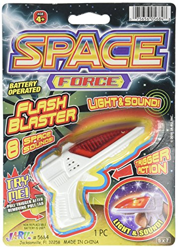 Flash Blaster (Space Force Flash Blaster, Colors may Vary)