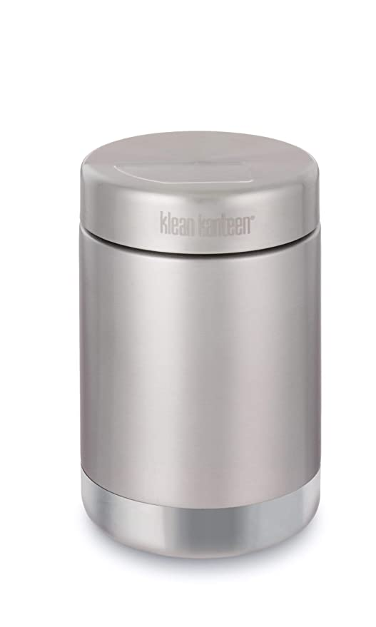 e5de6ad70ad Klean Kanteen Food Canister Vacuum Insulated (with Insulated Lid), 8-Ounce,