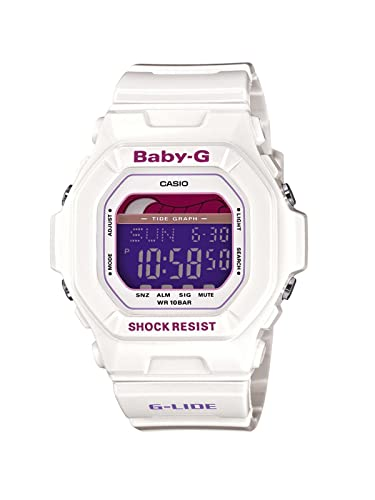 Casio Baby-G BLX-5600-7ER - Reloj Digital de Cuarzo para Mujer