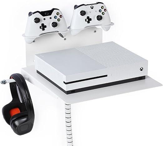 Borangame Soporte de Pared para Playstation 4 Normal / PS4 Pro ...