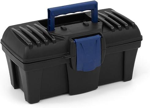 Caja de herramientas Caliber 12 cm con bandeja interior, 5 tamaños ...
