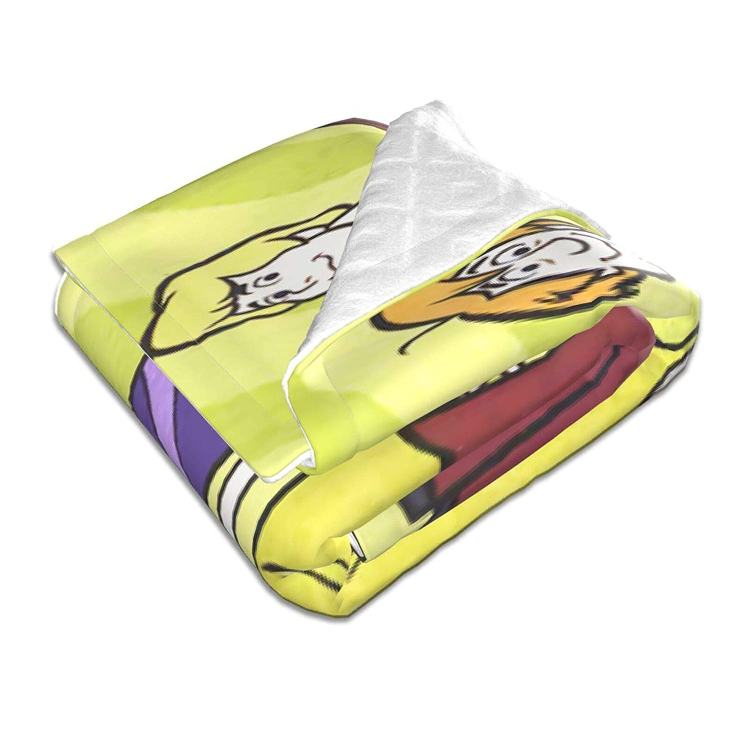 Scooby-Doo Super Soft Receiving Blankets for Newborns and Toddlers Daycare Preschool 30x41 Inch Baby Blanket