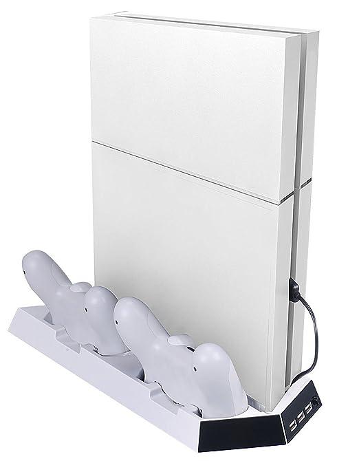 25 opinioni per SmaAcc Ventola di raffreddamento con doppio stazione di ricarica per i