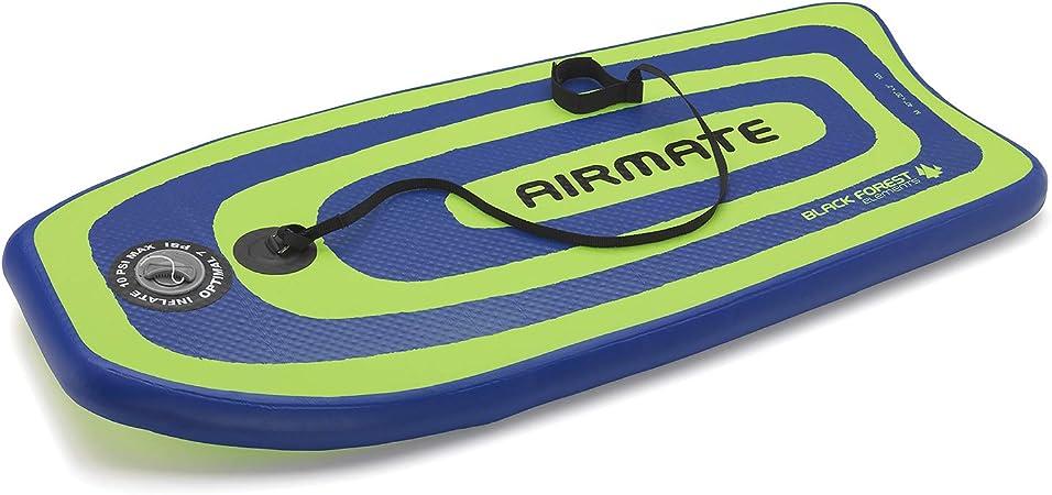 BigBuy Outdoor S1124325 Planche de Bodyboard Mixte Adulte Multicolore Taille Unique