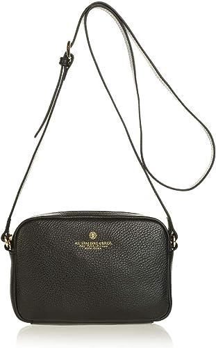 Spalding Borse.Spalding Bros Borsa Donna Tracolla Piccola Tiffany 173771u900 Nero Amazon It Scarpe E Borse