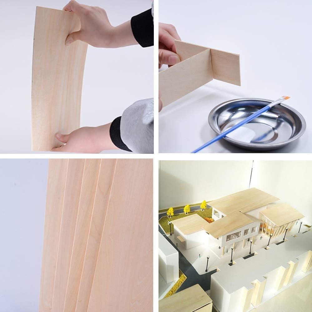 Lotus Blank Shape Wooden Pack Bundle Plywood Hobbies Set #1119