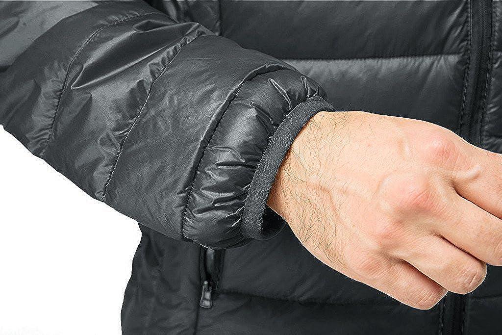 ZSHOW Mens Lightweight Stand Collar Packable Down Jacket