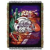NFL Arizona Cardinals Acrylic Tapestry Throw Blanket