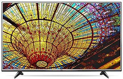 """LG 65UH615A 4K Ultra HD 120 Hz Smart LED TV, 65"""" (Certified Refurbished)"""