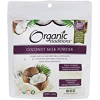 Organic Traditions Coconut Milk Powder, 7 Ounces