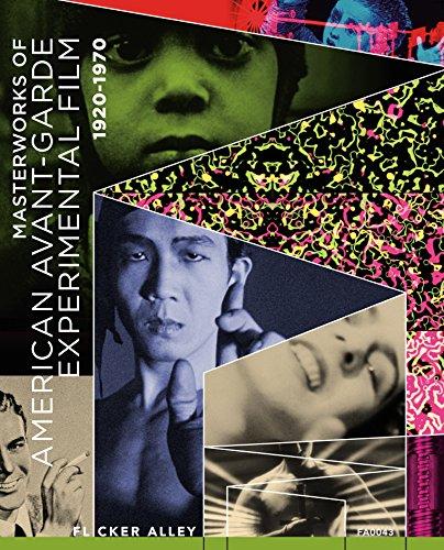 Masterworks of American Avant-garde Experimental Film 1920-1970 (DVD/Blu-ray Combo) by Flicker Alley