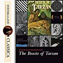 The Beasts of Tarzan (The Tarzan Series 3) Audiobook by Edgar Rice Burroughs Narrated by James Christopher