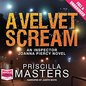 A Velvet Scream Audiobook