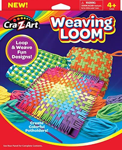 Cra-Z-Art Wonderful Weaves Packaging