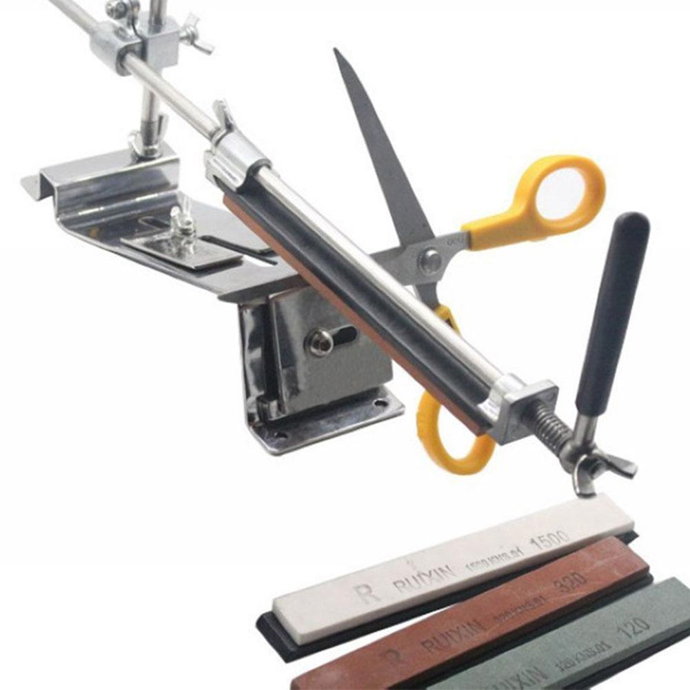 Schnellspitzer Home Supplies Set Metall Schleifstein