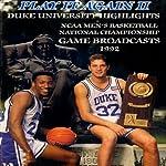 Play It Again II!: Duke University's 1992 NCAA Men's Basketball National Championship Run | Bob Harris,Mike Waters