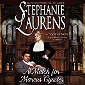 A Match for Marcus Cynster: The Cynster Novels, Book 23 | Stephanie Laurens