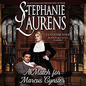 A Match for Marcus Cynster Audiobook