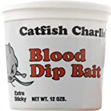 Catfish BD-12-12 Dip Bait, Blood Scented