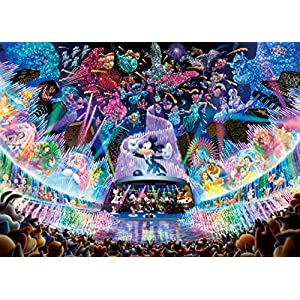 Disney 2000pcs Puzzle [Water Dream Concert] by Tenyo