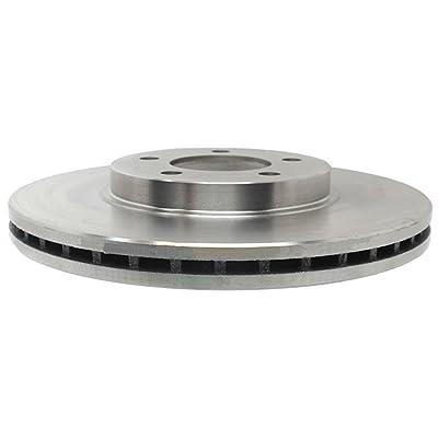 ACDelco 18A885A Advantage Non-Coated Front Disc Brake Rotor: Automotive