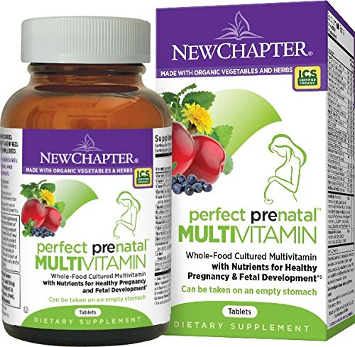 Organic Prenatal Vitamin by New Chapter, 192 ct