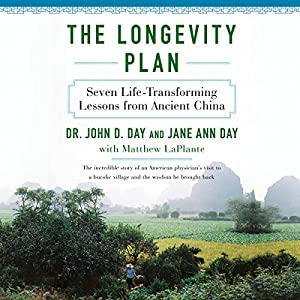 The Longevity Plan Audiobook