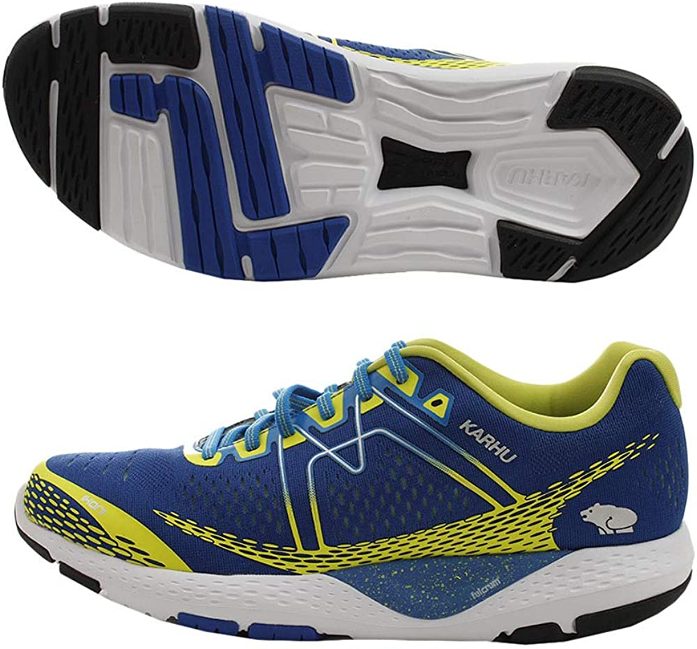 Karhu - Zapatillas de Running de Sintético para Hombre Size: US 9 EUR 42,5 CM 27.2: Amazon.es: Zapatos y complementos