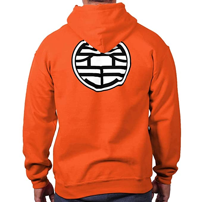 Amazon Gokus Kanji Uniform Symbol Dragon Ball Z Super Saiyan