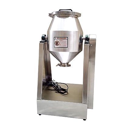 yg-50kg polvo seco mezclador batidora de partículas de mezcla Máquina granual mezclador 220 V