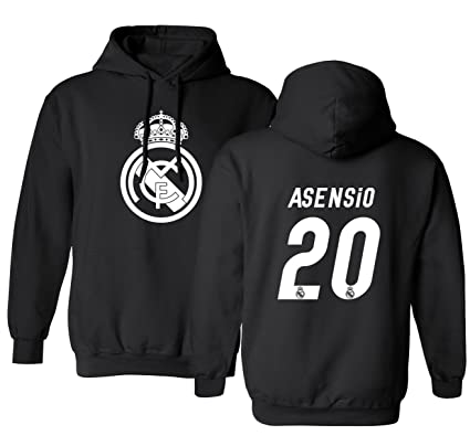 sale retailer b2438 4080f Amazon.com : Real Madrid Marco ASENSIO #20 Jersey Shirt ...