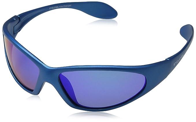 Eyelevel Seal, Gafas de sol para Niños, Azul (Silver/Blue ...