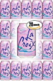 La Croix Berry Naturally Essenced Flavored Sparkling Water, 12 oz Can (Pack of 20, Total of 240 Oz)