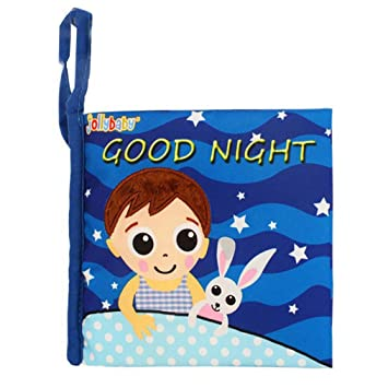 Amazemarket Bebé Suave Paño Libros Dormir Hora de acostarse ...
