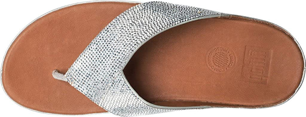 FitFlop FitFlop FitFlop Damens's Crystall Flip Flop 255003
