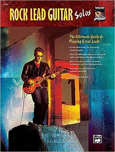 Complete Rock Guitar Method: Rock Lead Guitar Solos, Book & CD ...