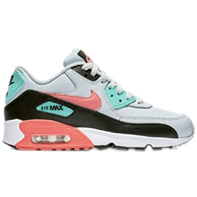 NIKE Air Max 90 LTR Little Kids Style   833377-013 Size   1 C 0ed8d6bef