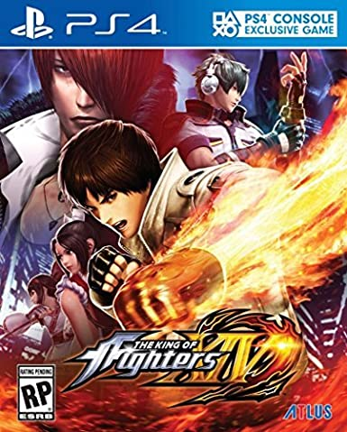 Deep Silver The King of Fighters XIV, PS4 Básico PlayStation 4 ...