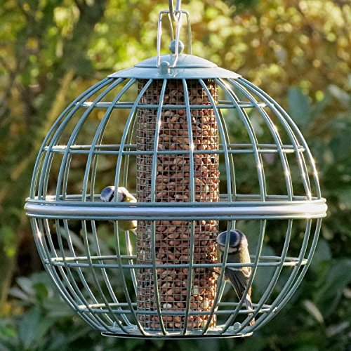 The Nuttery NT070 Globe Peanut/Sunflower Seed Feeder by The Nuttery (Image #2)