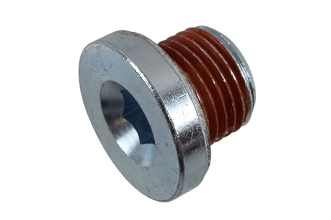 LS Engine Block Oil Threaded Passage Galley Plug LS1 LS2 LS3 L92 LQ4 LQ9 LSX 551283 ICT Billet