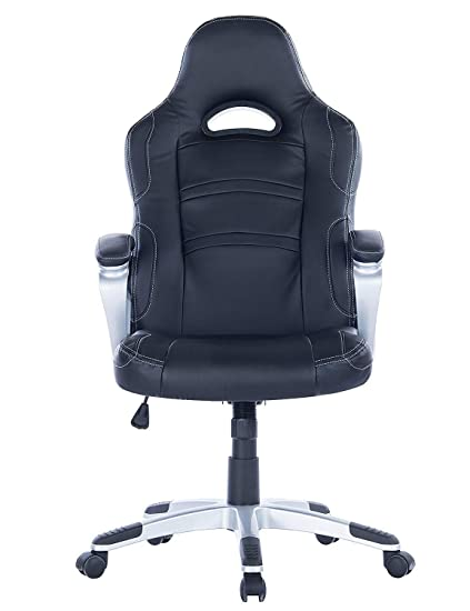 Fantastic Healgen Gaming Chair Executive Office Chair Pu Leather Computer Desk Chair Black Gmtry Best Dining Table And Chair Ideas Images Gmtryco