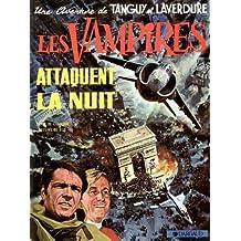 Les vampires attaquent la nuit