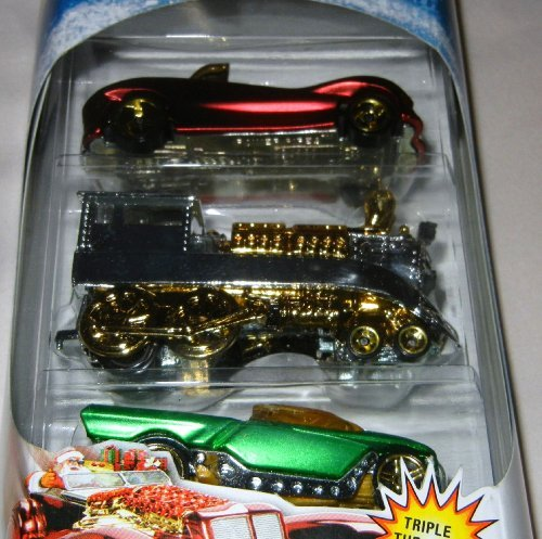 GMC Motorhome, Hot Tub and Straight Pipes - Hot Wheels 2008 Holiday Hot Rods Target Exclusive 3 (Tub Target)