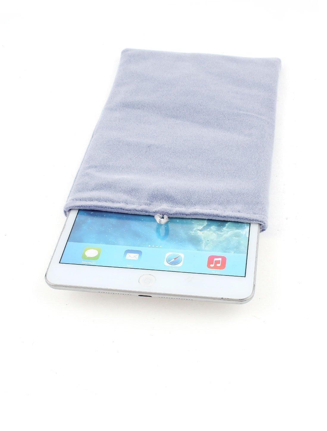 Amazon.com: eDealMax Terciopelo caja de la Bolsa de la Manga Para Tablet PC portátil DE 7 pulgadas Gris Plata: Electronics