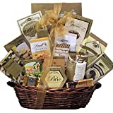 Great Arrivals Gourmet Gift Basket, Classic Elegance