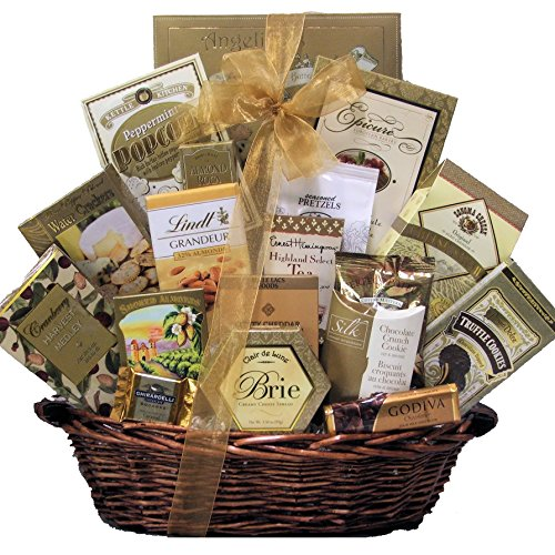 (Great Arrivals Gourmet Gift Basket, Classic Elegance)